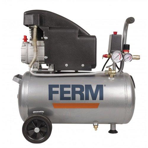 FERM compressor 1100 W – 1,5 HP – max. 8 bar.