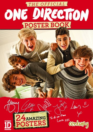 The Official One Direction Poster Book
