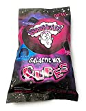 Warheads Galactic Mix Cubes Chewy Candy, 4.5 Ounce Bag