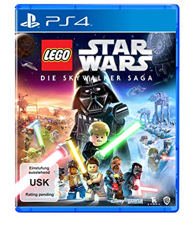 LEGO Star Wars: Die Skywalker Saga - [PlayStation 4]