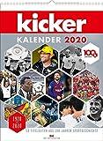 kicker Kalender 2020: 1920?2020. 53 Titelseiten aus 100 Jahren Sportgeschichte -