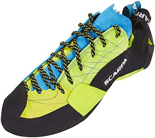 Scarpa Mago Kletterschuhe Bright Lime Schuhgröße EU 44 2020 Boulderschuhe