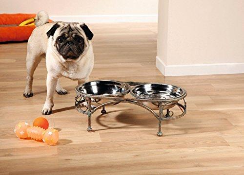 Hundebar Metal Food Bowl
