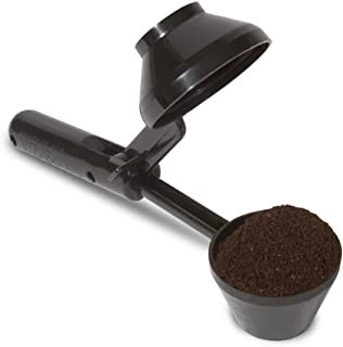 Perfect Pod EZ-Scoop | 2-in-1 Coffee Scoop and Funnel for Single-Serve Refillable..