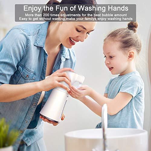 PTHTECHUS Dispensadores de loción y de jabón