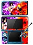 Naruto Shippuden Game Skin for Nintendo 3DS Console by Skinhub
