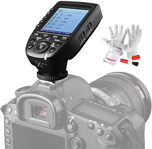 Godox XPro-N i-TTL 2.4G 2.4G Inalámbrico X Sistema Alta velocidad Flash Disparo con...