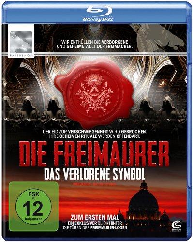 Die Freimaurer - Das verlorene Symbol (Parthenon / SKY VISION) [Blu-ray]