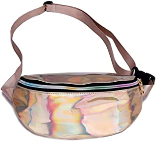 Outdoor Sport Waist Pack Women's Waist Pack, Trend Multifunction Waist Bag Multicolor A Variety of Styles Can Place Mobile Phones, Wallets, Watches, Various Cards, Etc (Size:30 * 8 * 13CM)