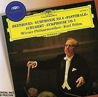 Beethoven: Symphony No. 6, Schubert: Symphony No. 5 / BŠhm, Vienna Philharmonic Orch.