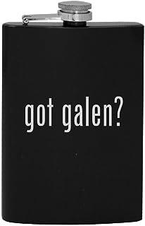 got galen? - 8oz Hip Drinking Alcohol Flask