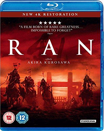 Ran Digitally Restored (2 Blu-Ray) [Edizione: Regno Unito] [Edizione: Regno Unito]