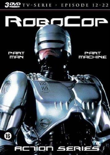 RoboCop (Episodes 12-22) - 3-DVD Box Set ( ) [ Holländische Import ]