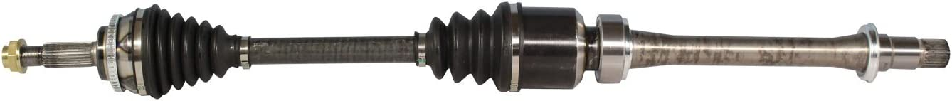 GSP NCV69538 CV Luxury goods Axle Shaft Assembly Sid - Special Campaign Right Front Passenger