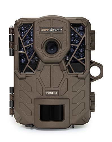 SPYPOINT FORCE-10 Ultra Compact Trail Camera 10MP HD Video, High Power...