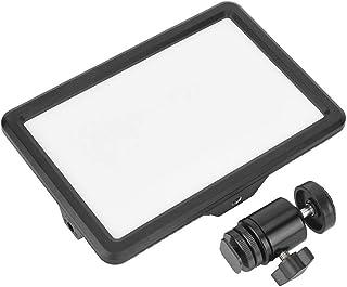 Senyar LED Light 3200K//5400K Photography Adjustable Video Studio Light Battery or USB Power Supply with Storage Bag
