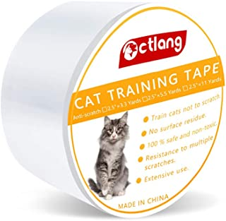 Goolsky Anti-Scratch Cat Training Tape Furniture Sofa Protection Adhesive Tape Pet Accessories Stops Cats from Scratching ...