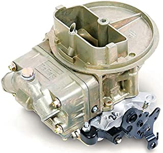 NEW HOLLEY PERFORMANCE CARBURETOR,GOLD DICHROMATE,2BBL,500 CFM,NO SECONDARIES,NO CHOKE,2300,GASOLINE