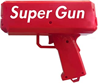 Cash Money Gun,AHBLQD, Making A Cash Rain Money Toy Gun, Contains Battery and Props Money