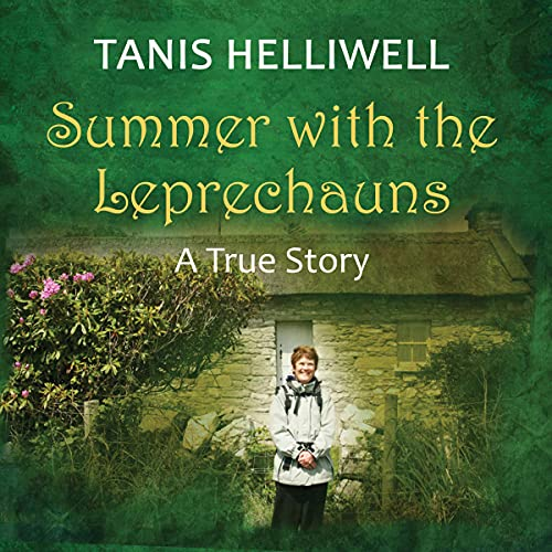Summer with the Leprechauns Audiobook By Tanis Helliwell cover art