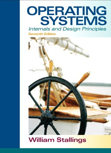Compare Textbook Prices for Operating Systems: Internals and Design Principles 7 Edition ISBN 8588067777773 by Stallings, William