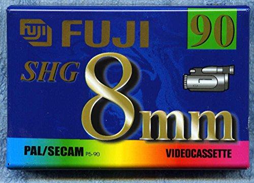 Fujifilm P 5-90 Super HG Video Cassette - Confezione da 1