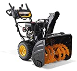 Mcculloch ST 76EP Double stage thermal snow thrower 76 cm 306 cc