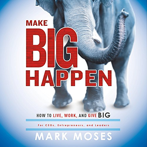 Make Big Happen audiobook cover art