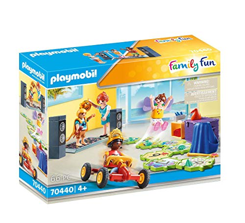 PLAYMOBIL Family Fun 70440 Kids Club, Ab 4 Jahren