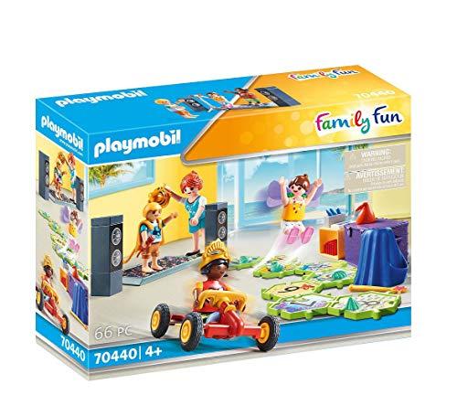Playmobil Family Fun 70440 Kids Club Tienda de campaña para niños