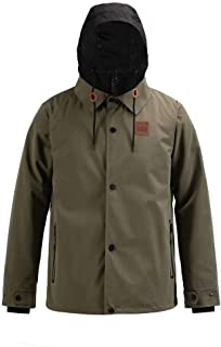 Men's Winter Coat Ski Jacket Pants Windproof Waterproof for Winter Sports