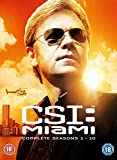 CSI Miami: The Complete Collection [DVD] [Reino Unido]
