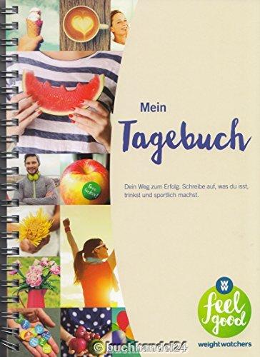 Weight Watchers 'Mein Erfolgs-Tagebuch' (Journal für 10 Wochen) *NEUES PROGRAMM 2016*