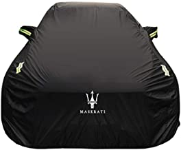Best maserati ghibli car cover Reviews