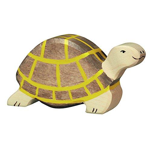 Holztiger 80545 - Spielfigur - Schildkröte
