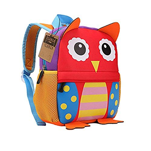Mochila para niños  Animal Escolar TEAMEN   Toddler