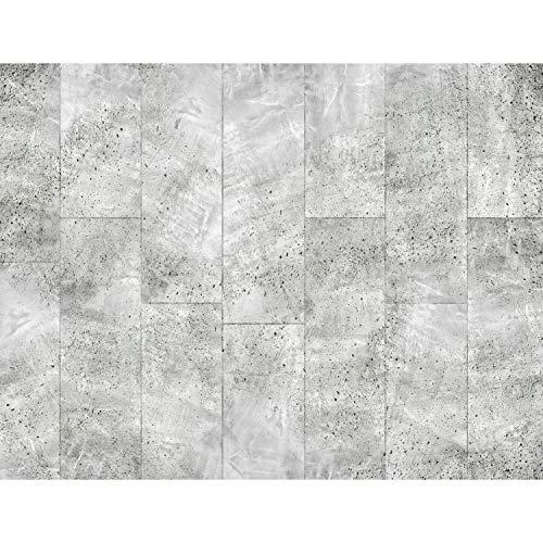 Fotobehang Tegel Fleece Wallpaper Woonkamer Slaapkamer Kantoorgang Decoratie Muralen Moderne Wanddecoratie - 100% Made in Germany - 9106aP 396 x 280 cm - 9 sheet stripes A