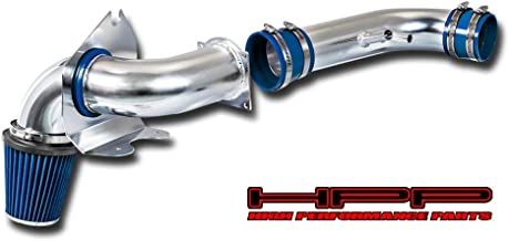 96 97 98 99 00 01 02 03 04 Ford Mustang 4.6l V8 Cold Air Intake Blue (Included Air Filter) #Cai-fd005b