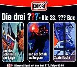 Die Drei ???: Die Drei Fragezeichen 3 ??? CD 23. Box 67 68 69 23/3er (Audio CD (Standard Version))