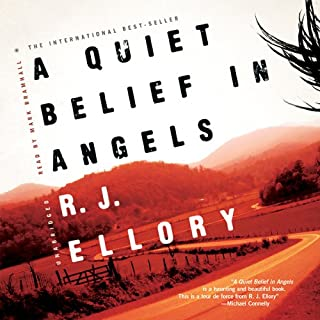 A Quiet Belief in Angels audiobook cover art