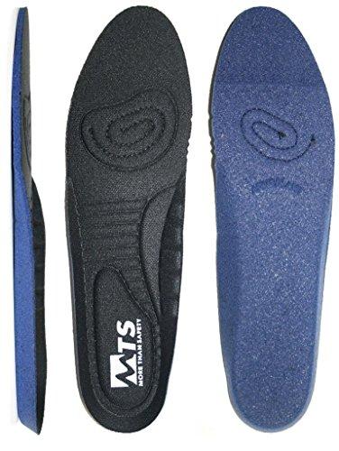scarpe antinfortunistica memory foam Soletta Memory Foam Adapt MTS per Scarpe Antinfortunistiche - 624037 (41)