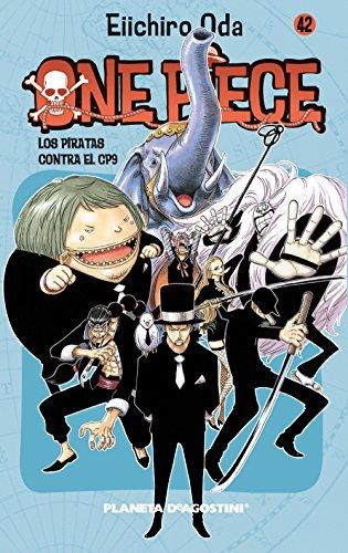 One Piece nº 42: Los piratas contra el CPS