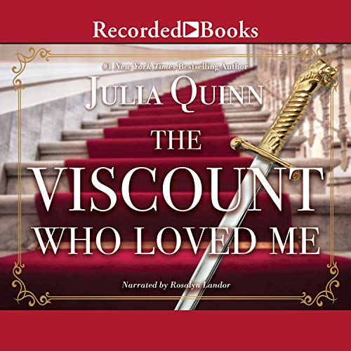 The Viscount Who Loved Me Titelbild