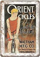 自転車錫金属サインバーレトロな壁の装飾ポスターホームクラブ居酒屋の壁のドアの装飾アルミニウムサイン