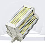 Bombilla LED R7S 118mm Regulable 50W 5400LM Blanco cálido 3000K...