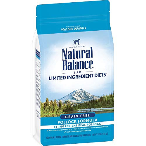 Natural Balance L.I.D. Limited Ingredient Diets High Protein Dry Dog Food
