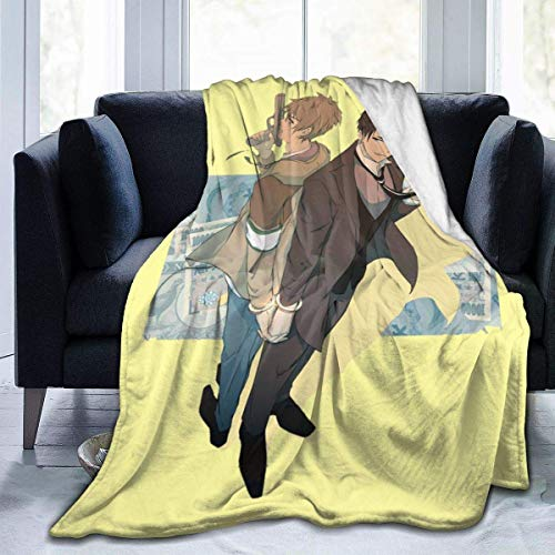 zhenzhou The Millionaire Detective-Balance Unlimited Fugou-Keiji Costume Cosplay Merch Coperta in Micropile Ultra Morbida 80 'X60'