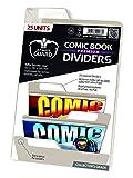Ultimate Guard Premium Comic Book Dividers Separadores para Cómics Beige (25) , color/modelo surtido