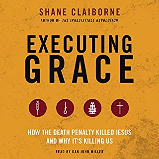 Executing Grace audiobook cover art