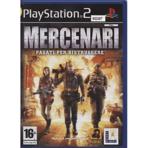 Mercenari-(Ps2)